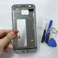 Оригинал Средний Корпус Рамка Рамка Середина Шасси Замена Для Samsung Galaxy S7Edge G935F G935V G935F G935V + отслеживая