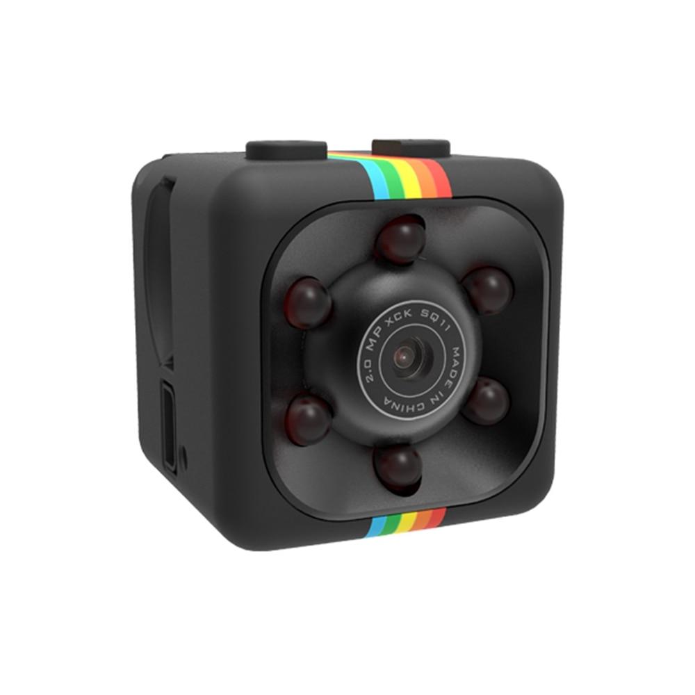 SQ11 Mini Camera HD Camcorder HD Night Vision 1080P Sports Mini DV Video Recorder Mini 8 pin USB 200mAh for Windows Car DVR цены онлайн