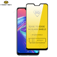 Zenfone Max M2 ZB633KL ASUS_X01BD Full Tempered Glass Asus ZenFone Max Pro M2 ZB631KL Screen Protector Protective Film Full Glue аксессуар защитный экран asus zenfone max m2 zb633kl red line full screen tempered glass black ут000016820