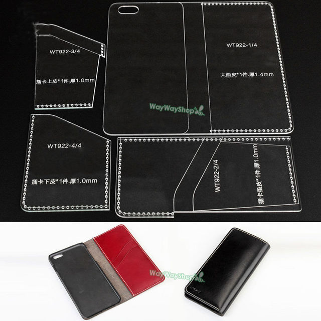 Leather Templates | Phone Case 922 Templates Leather Craft Pattern For Iphone 6 Plus