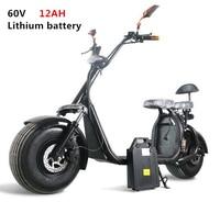 Двухместный с приложением Off Road Big Tire мотоцикл двухколесный 18*9,5 дюймов городской Ховерборд Harley Электрический скутер