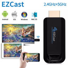 Ezcast Wireless display 2.4G/5.8Ghz For Android Iphone PC Wireless WiFi