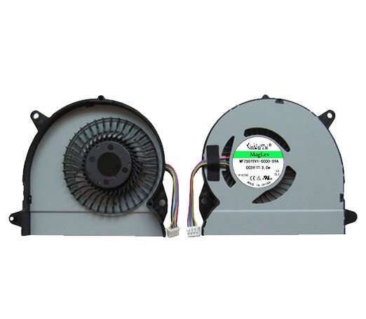 Brand New and Original CPU fan for Vizio CT14 laptop cpu cooling fan cooler KDB05105HB CB36