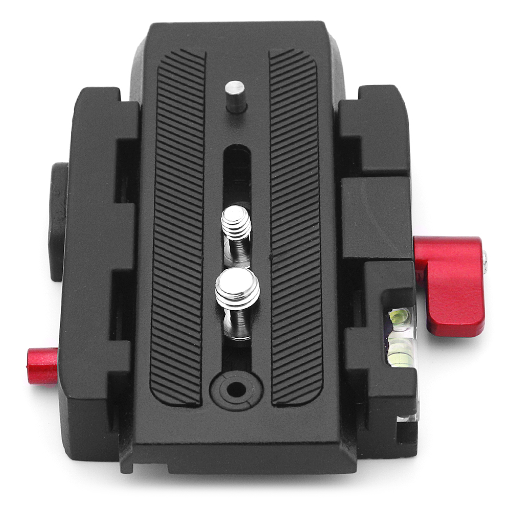 ASHANKS Quick Release Plate 577 Rapid Connect Adapter for Photography Camera Video Studio Manfrotto 577/501PL/500AH/701HDV/561B