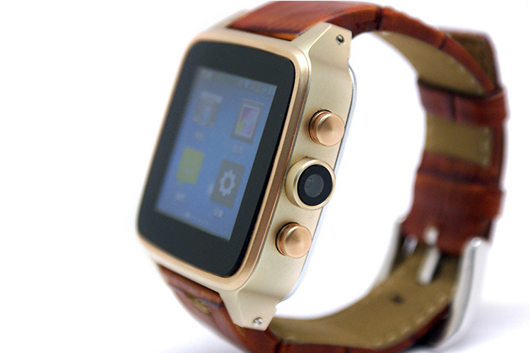 3MP Camera Watch Touch Screen Wifi Smart Watch Phone Android 4 2 Bluetooth 3G Waterproof M8