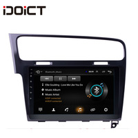 IDOICT Android 8.1 Car DVD Player GPS Navigation Multimedia For Volkswagen GOLF 7 radio 2014 2017 car stereo wifi