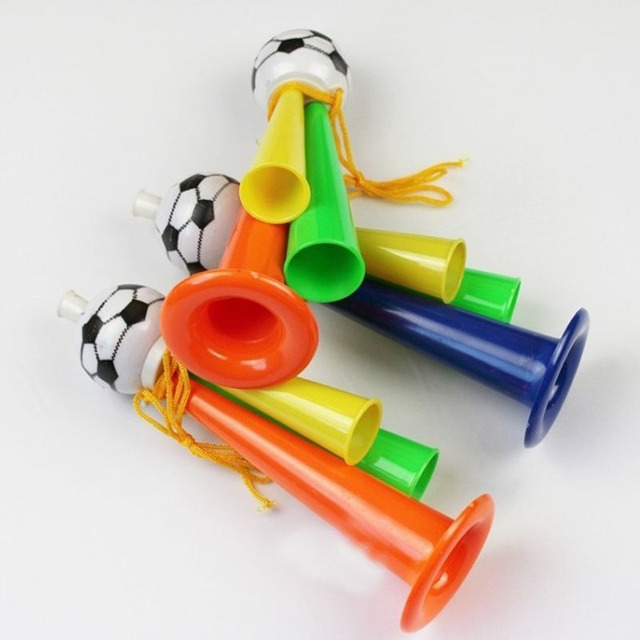 Trumpet cheer props football horn toys party noise makers ans trumpet cheer props football horn toys party noise makers ans small whistle for kids three sciox Choice Image