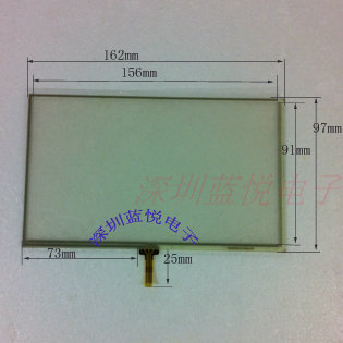 7 resistive touch screen newman s720 x10 general 4 line resistor touch
