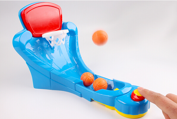 Catapult shooting basketball games toy sport outdoor Children kids training toys for boys educational hand eye coordination toy