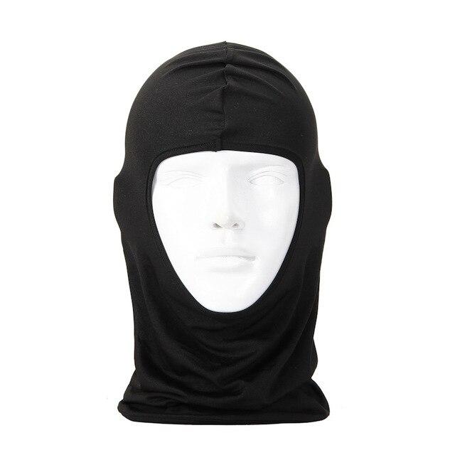 f24fdf4a83e Hot Sale Women Men Thermal Swat Ski Winter Balaclava Hood Stopper Face Mask  For Skullies Beanies Outdoor Sports Windproof Hat
