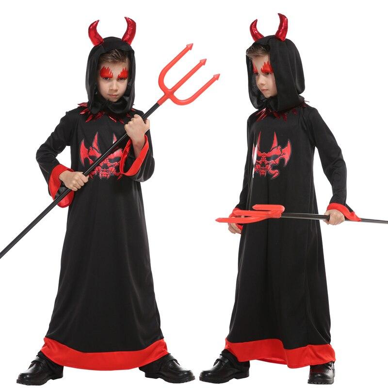 Something Kids devil halloween costumes explain