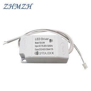 Image 1 - Драйвер постоянного тока для светодиодных светильников, 176 мА, 8 24 Вт