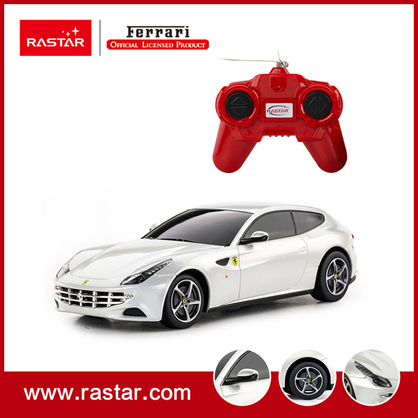 rastar licensed 124 ferrari ff high speed childrens toy car_green kid electric car 46700 in rc cars from toys hobbies on aliexpresscom alibaba group