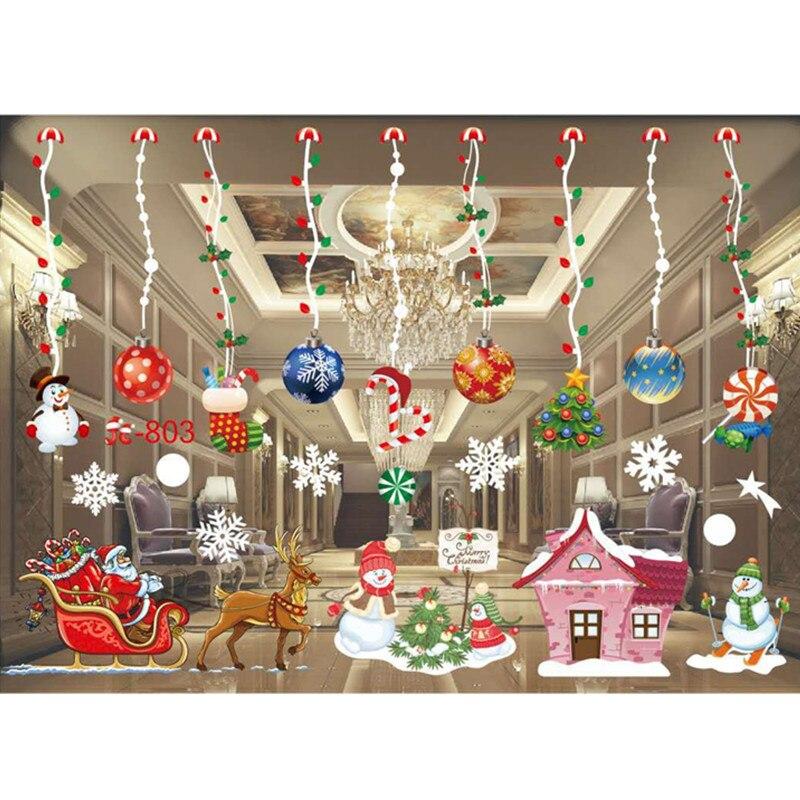 Christmas Wall Sticker 4