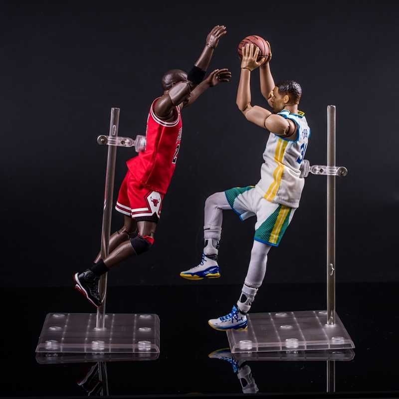 4ef6c9dcb74 Basketball Characters jordan Curry James John Wall Kobe Bryant Joints  Moveable 22cm Action Figure Toys