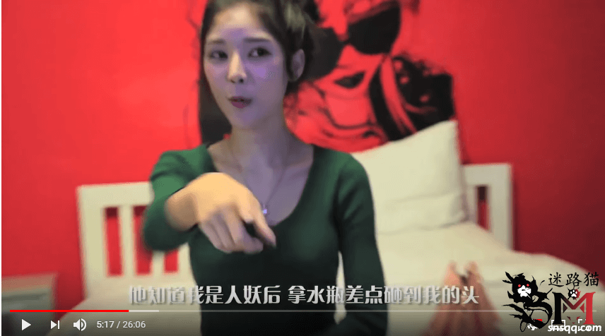 小鹏奇啪行第一季泰国人妖篇,人妖伪娘女友对中国人的看法