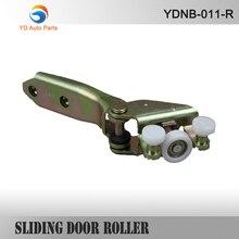 YD FOR VW T4 TRANSPORTER SIDE SLIDING DOOR MIDDLE RIGHT ROLLER & ARM