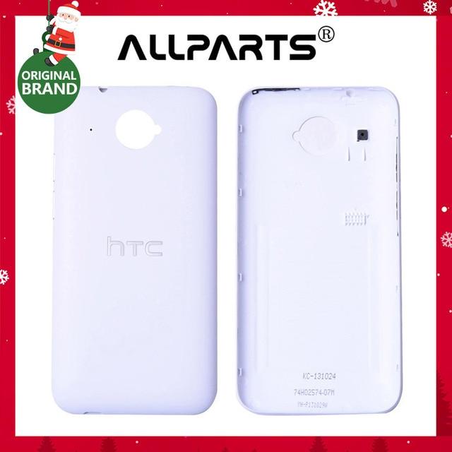 Оригинальный Новый Пластик сзади Корпус двери для HTC Desire 601 задняя Батарея чехол digitzer сборки