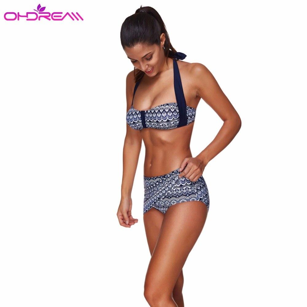 5eef40d1575e0 Aliexpress.com   Buy OHDREAM Sexy Women Bikini Push Up Braizilian ...