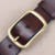 Cinturón de hombre de la Marca cinturones de Cuero de Diseño hombres de alta calidad de Cobre hebilla 100% de la correa masculina de La Vendimia Causales jeans correa Marrón Negro 125 cm