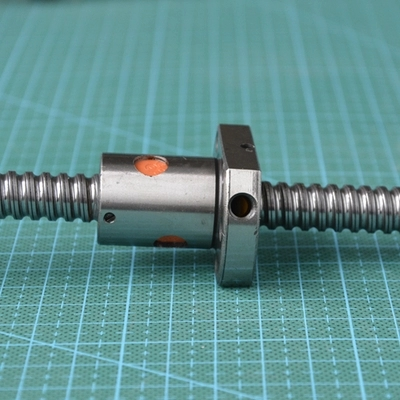 <font><b>1605</b></font>_300 <font><b>Ballscrew</b></font> Machined with Anti-backlash <font><b>Nut</b></font> image