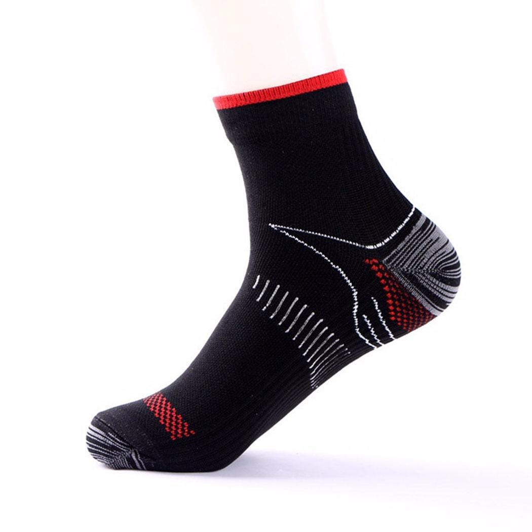 Men Women Nylon Athletic Riding Cycling Gym Sports Breathable Bicycle Socks
