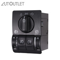 AUTOUTLET Light Switch for Opel new Switch Headlight Driving light Main light Opel Astra G Zafira A for 6240097