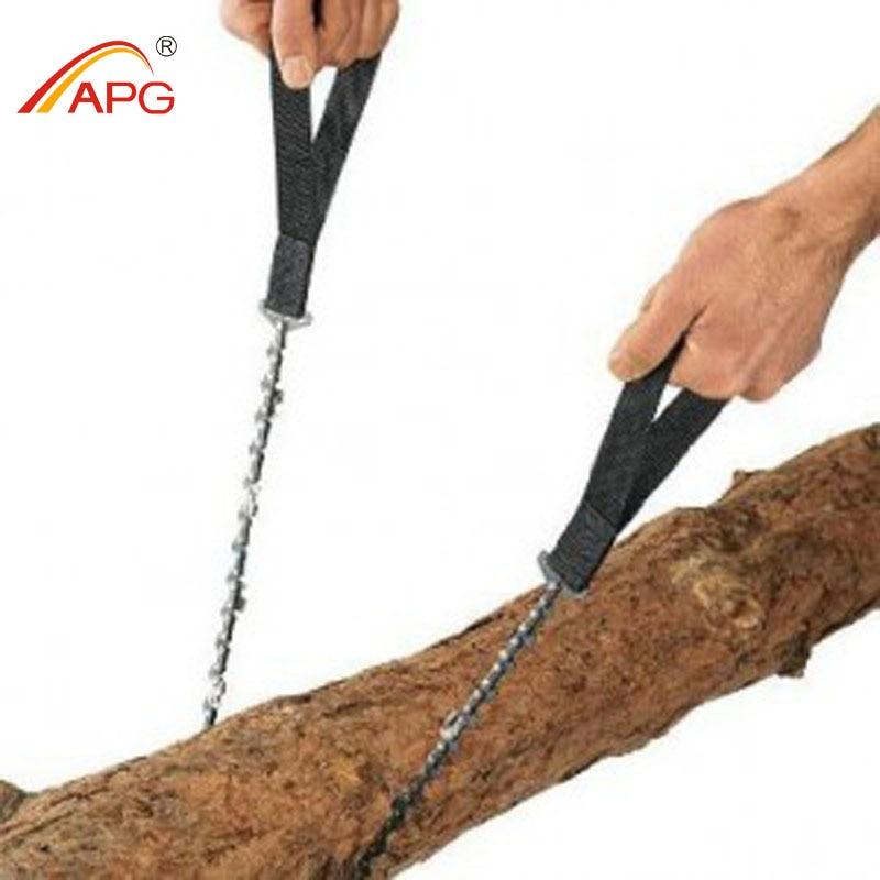 APG 65CM мини цепная и ручная пила