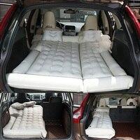 Внедорожник Автомобильные путешествия надувной матрас кемпинг воздуха, кровать Выделенные Мобильный Подушки Расширенный открытый для вне
