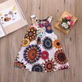 Toddler Kids clothes 2017 New Baby Girls Summer Lace Princess Party Mini Dresses