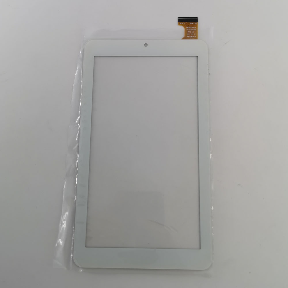 Touch Screen Digitizer Glass Panel Replacement Parts ICONIA ONE 7 B1-7A0_2Cbw_316T A7004 HOTATOUCH HC184104Q1 FPC V1 ZJX tablet high quality black new for 10 1 fpc 10a24 v03 zjx touch screen digitizer glass sensor replacement parts free shipping
