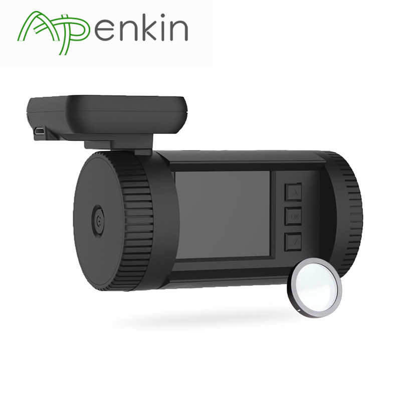 Arpenkin Mini 0826(0806 Plus) Dash Car Camera DVR 1296P Ambarella A7LA50 GPS Dash Cam Auto Recorder ADAS WDR HDR CPL Filter