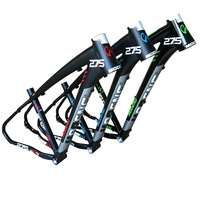 MODENG Aluminum Alloy MTB Mountain bike frame MD XTC 27.5 inch ultra light off road disc brake bicycle frame