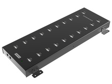 Common 20-port USB hub is a perfect dwelling answer for charging Pads, tablets, good telephones and far more