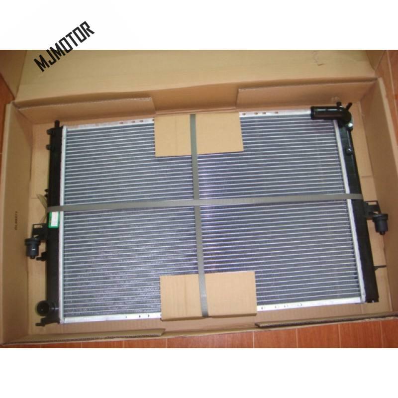 Radiator assy kit for Chinese SAIC ROEWE 750 MG7 AT 2 5L V6 engine auto car