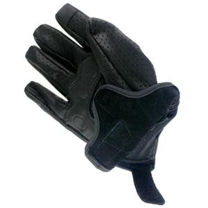 Image 5 - Rękawice motocyklowe skórzany ekran dotykowy mężczyźni oryginalne rękawice rowerowe koziej skóry wyścigi motocyklowe Guantes De rękawice motocyklowe De Motocicleta