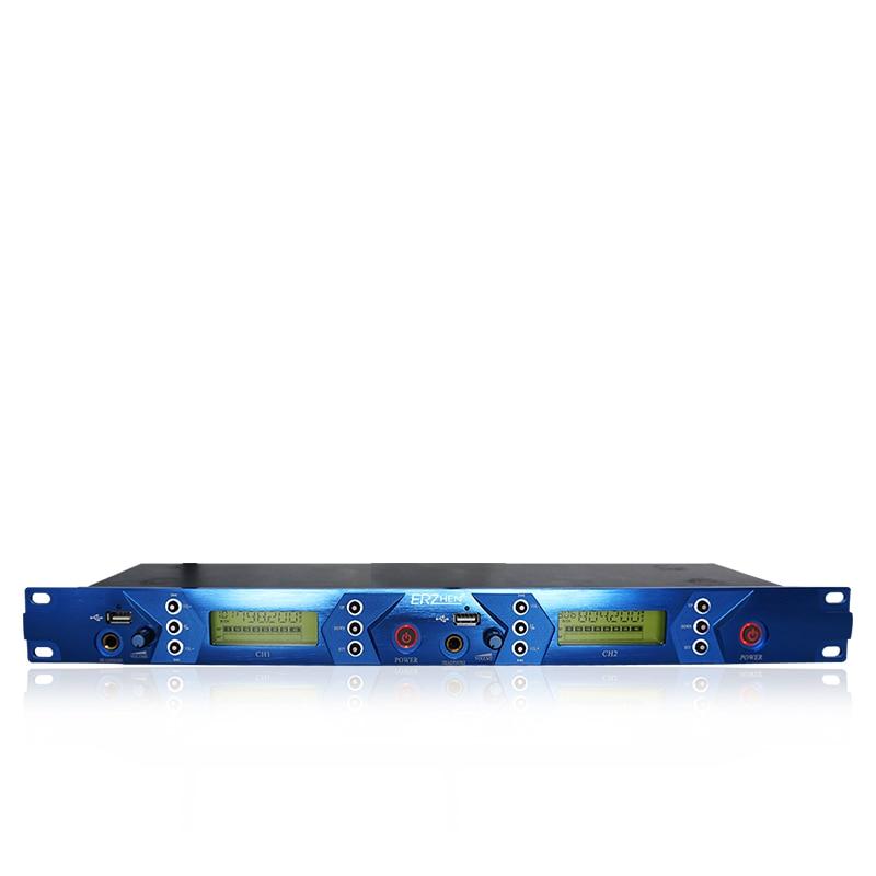 EM5012 IEM professionaalses etapis monitorisüsteemis UHF kõrva - Kaasaskantav audio ja video - Foto 2
