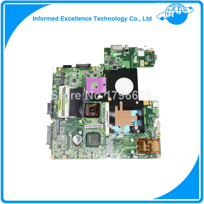 все цены на Hot selling Laptop motherboard for Asus M50VM motherboard, M50VM system board, mainboard онлайн