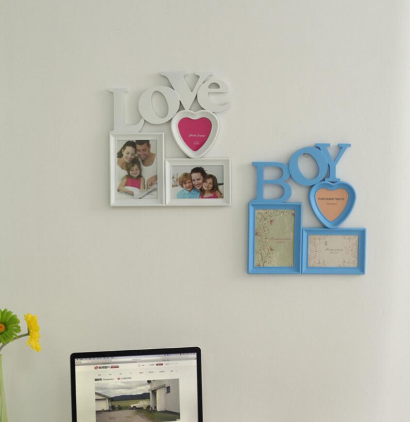 Aliexpress.com : Buy Family Theme Combination 3 Photo Frames Picture ...