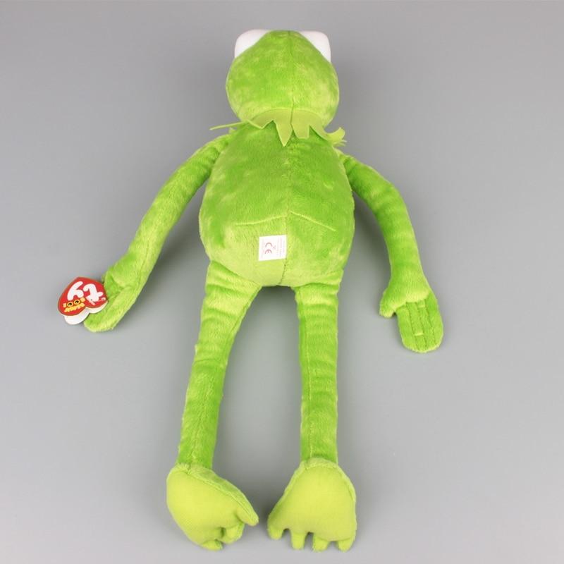 "16"" 40cm Sesame Street Kermit Frog Plush Toy Stuffed Animals Soft Dolls 2"