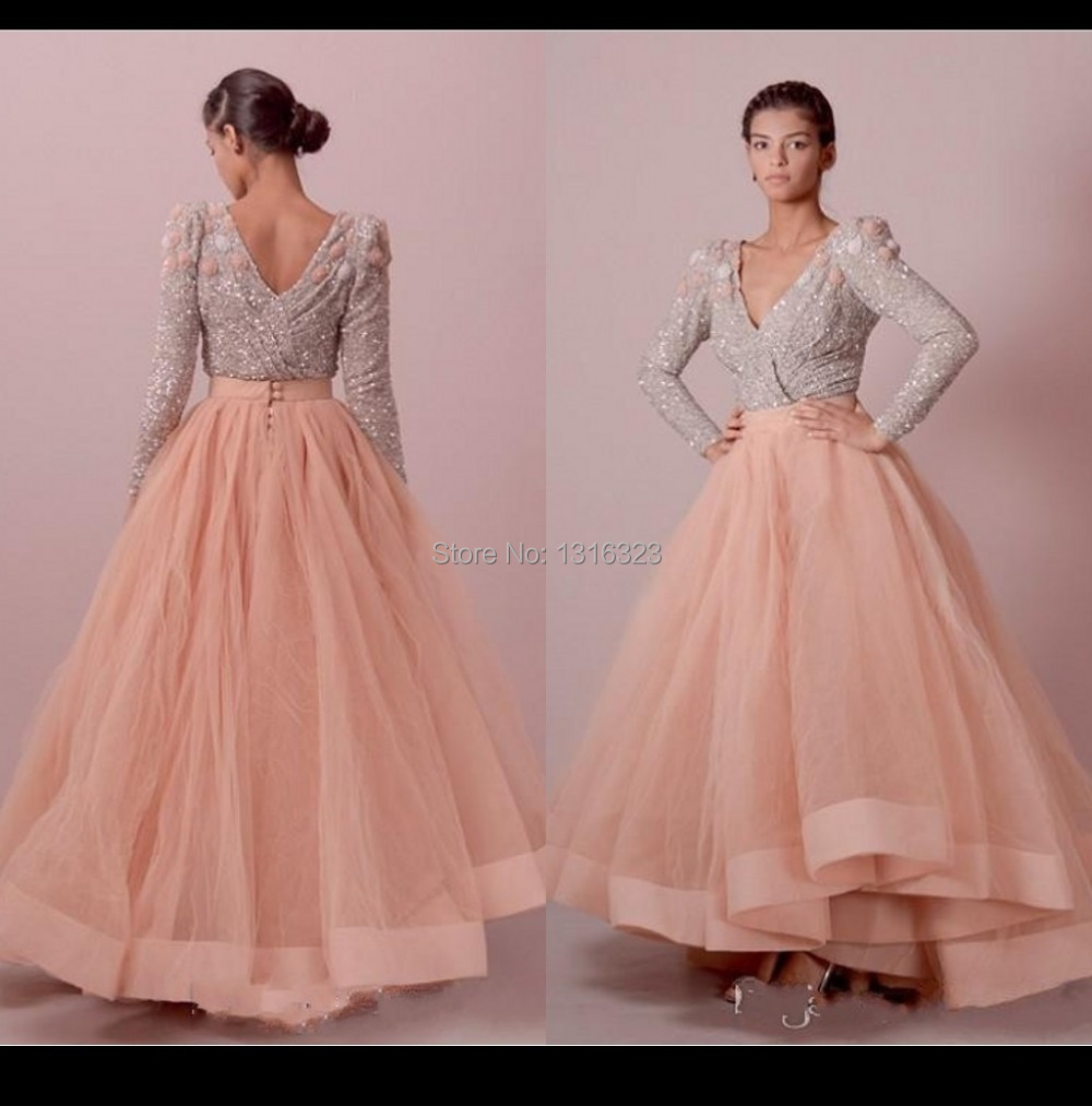 vestido fiesta falda tul