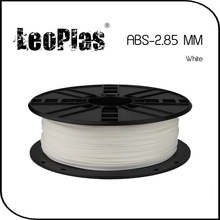 Worldwide Fast Delivery Direct Manufacturer 3D Printer Material 1 kg 2.2 lb 2.85mm White ABS Filament