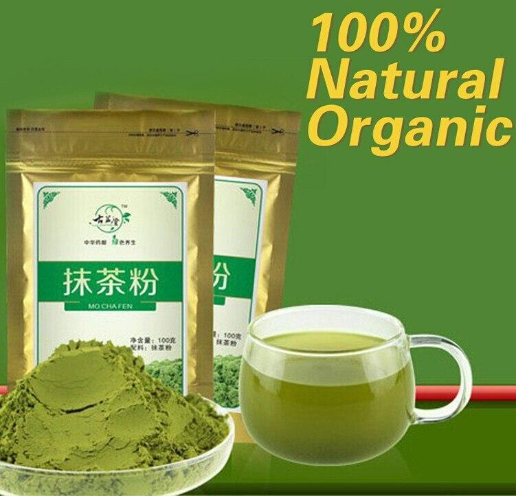 Порошок Зеленого Чая для похудания фото