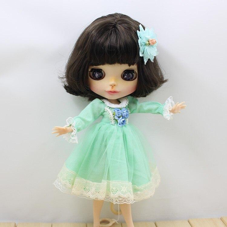 Neo Blythe Doll Lace Flower Dress 2