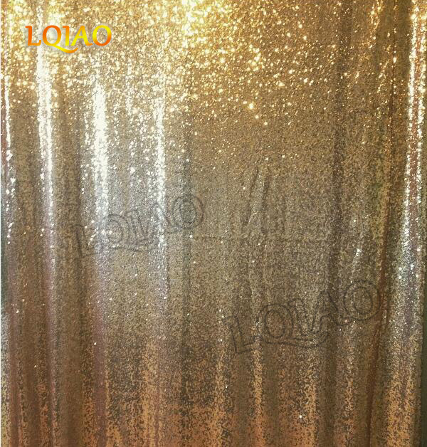 8FTx10FT Silver/Gold Shimmer Sequin Backdrop,Sequin Curtains,WeddingPhoto  Booth Props,Glitter DIY Party Wedding Decorations