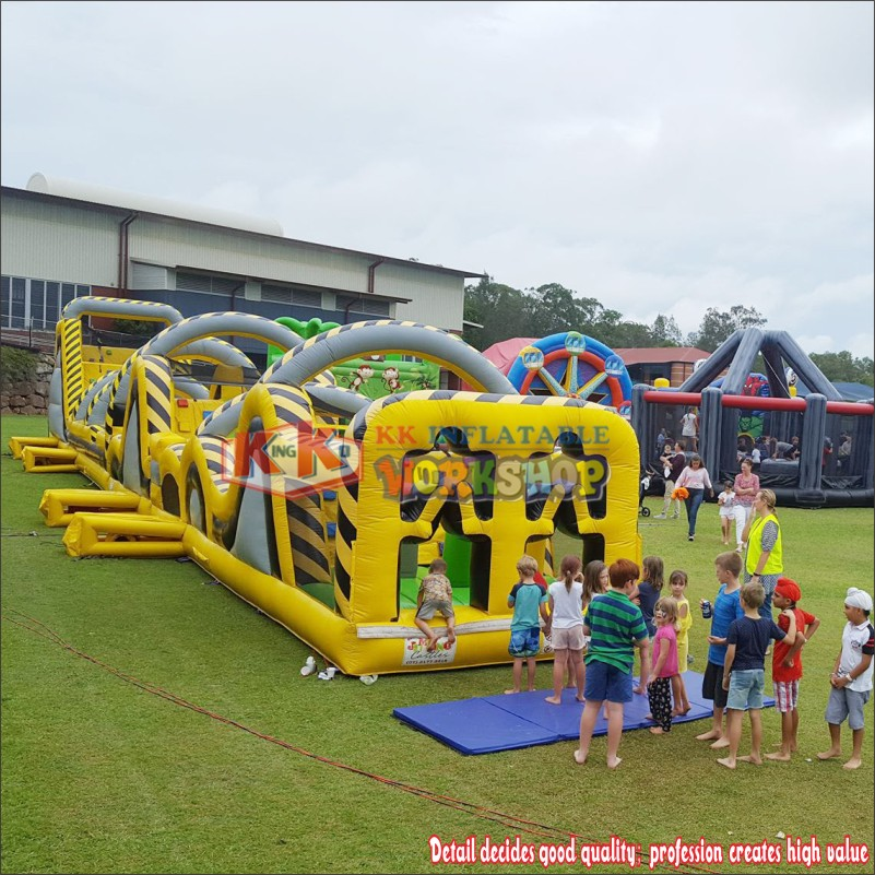 50ft long run inflatable obstacle course race rental inflatable big obstacle for adult50ft long run inflatable obstacle course race rental inflatable big obstacle for adult