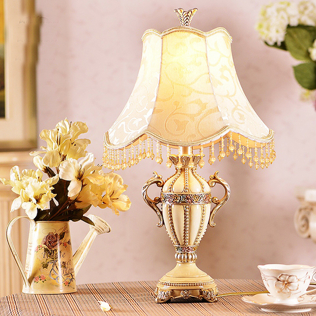 Antique living room study room retro vintage table lamp old fashion antique living room study room retro vintage table lamp old fashion resin table lamp aloadofball Images