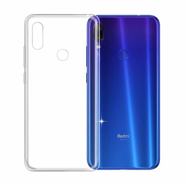 Claro caso de telefone Transparente para xiaomi 6X 8 lite F1 5X9 capa Gel tpu macio para redmi 6 Note7 NOTE6 6A 5 Plus Note5 Pro S2