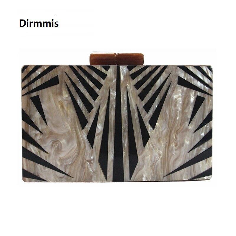 2018 Luxury handbags women bags designer New wallet Woman messenger bags brand fashion print evening bag Noble casual Clutch