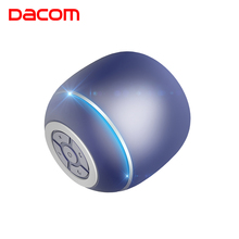 DACOM Q1 블루투스 스피커 미니 휴대용 무선 스피커베이스 스테레오 사운드 박스 서브 우퍼 오디오 AUX MP3 음악 플레이어 전화 번호